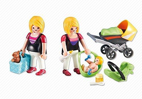 Preisvergleich Produktbild Playmobil 6447 - Schwangere und Mama mit Baby
