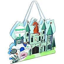 AladinE ALD-X941 - Stampo Castello Medioevale - Collana Architek