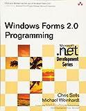 Windows Forms 2.0 Programming (MICROSOFT NET DEVELOPMENT SERIES)