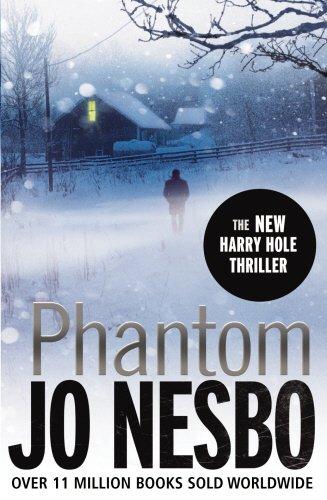 Phantom: Harry Hole 9 por Jo Nesbo