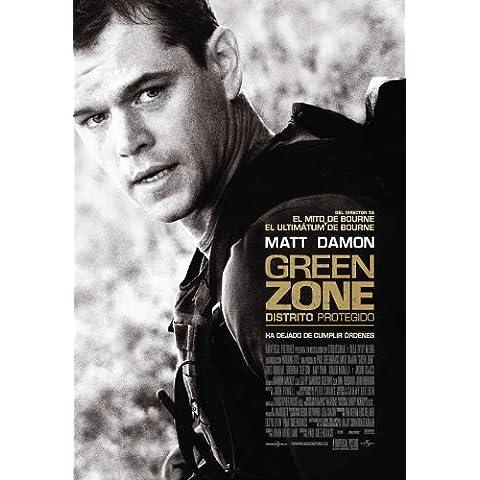 Green Zone B belga Movie Poster, 69 x 102 cm Matt Damon Jason Isaacs Brendan Gleeson Amy Greg Kinnear Ryan