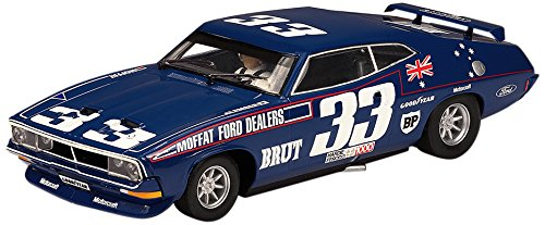 \'Superslot-Ford Falcon XB Brut 33, Auto Slot (Hornby S3402)