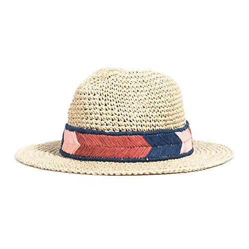 fefccd3fe5071 Parfois - Sombreros Enformado Papel Natural - Mujeres - Tallas Única -  Natural Multicolor