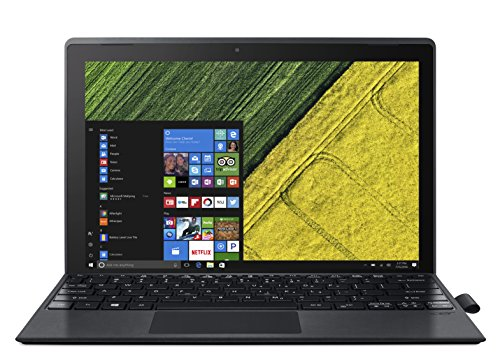 Acer Switch SW312-31-P2RD Intel N4200 12.2 Convertible Black
