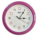 #9: Ajanta pink wall clock (Pink)