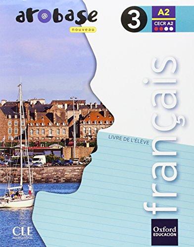 Pack arobase deuxième livre de l'élève - édition 3 (+ comic) (texto 3º eso) - (arobase 2ª edición)