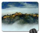 The ruins of TAKEDA CASTLE,HYOGO,JAPAN Mouse Pad, Mousepad (Medieval Mouse Pad)