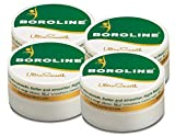 #4: Boroline Ultra Smooth Antiseptic Night Cream, 40gms in Pot Combo pack of 4 (40gms X 4)