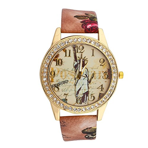 lux-accessories-statue-of-liberty-empire-state-new-york-floral-flower-pave-bracelet-analog-sports-qu