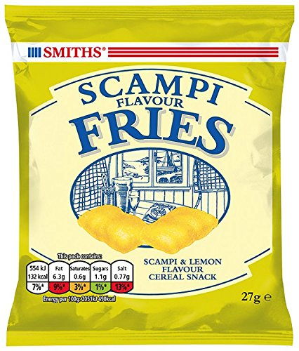 smiths-savoury-selection-scampi-lemon-flavour-fries-cereal-snacks-27-g-pack-of-24