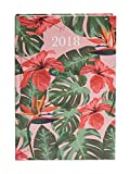 #6: Tropical Hibiscus 2018 Planner