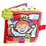 Jollybaby - Juguete Libro Blando para Bebés de Actividad Educativo Peluche Infantil Multifuncional...