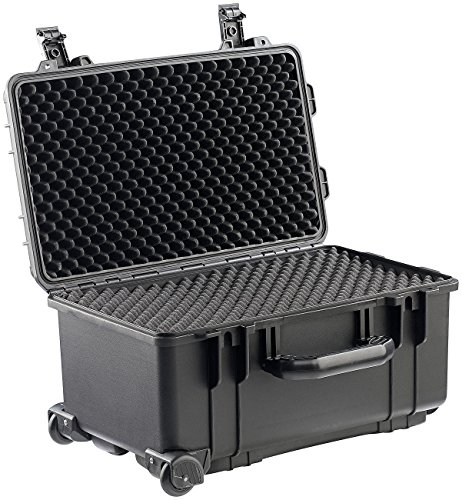 Xcase Transportkoffer Trolley: Staub- und wasserdichter Trolley-Koffer, klein, IP67 (Outdoor Koffer Trolley)
