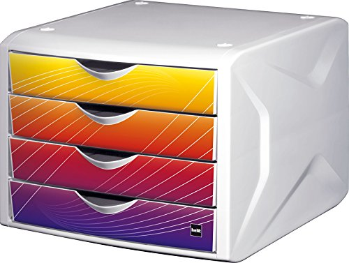 "Helit H6129564 - Schubladenbox ""the chameleon"", thermo"