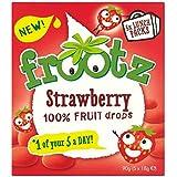 Whitworths Frootz 100% de la fresa multi-pack de 5 x 18 g