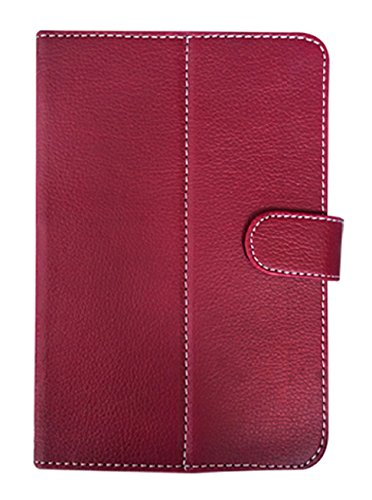 Fastway Flip Cover For Samsung Galaxy Tab 4 T231 Tablet( 8 GB, Wi-Fi+3G)-DarkRed  available at amazon for Rs.399