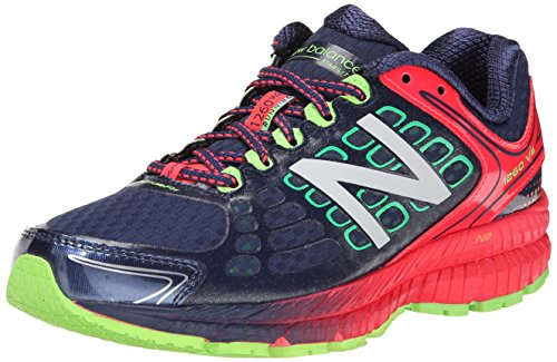 New Balance - 1260V4 - Chaussures de running, femme multicolore (Black / Pink)