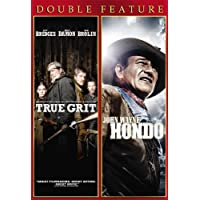 True Grit (2010) / Hondo (2pc) /