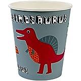 Roarrrr! Dinosaur Party Cups (12)