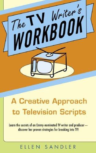 Preisvergleich Produktbild The TV Writer's Workbook: A Creative Approach To Television Scripts