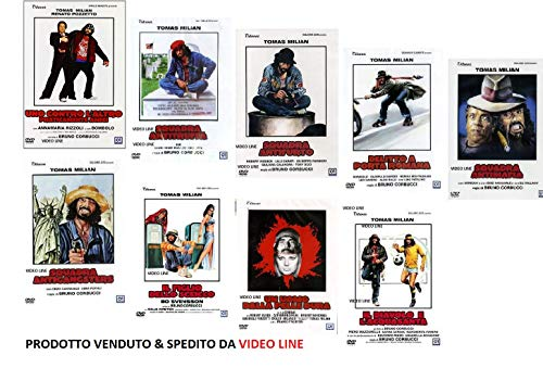 TOMAS MILIAN - Collection ( 9 Dvd Film)