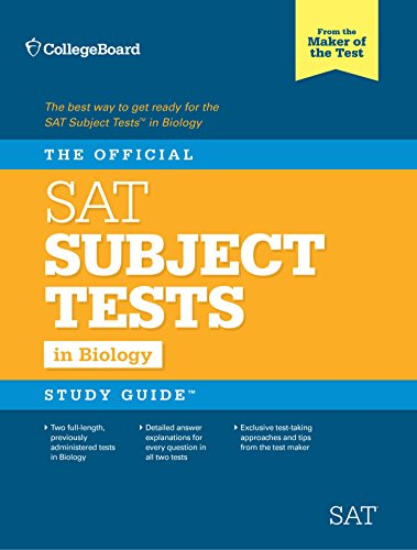 The Official SAT Subject Test in Biology Study Guide por The College Board