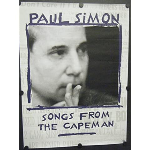 Paul Simon Songs from the Capeman Version 2 Artistica di Stampa (45,72 x 60,96 cm)