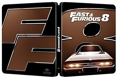 Bild von Fast & Furious 8 - Steelbook (Blu-ray)
