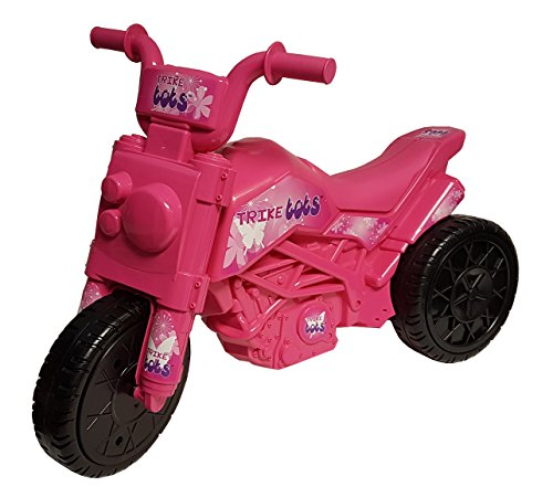 Trike Tots My First Ride-on Toddler Bike (Pink)