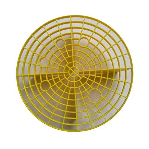 Preisvergleich Produktbild Noradtjcca Car Wash Grit Guard Sand Stein Isolation Net Insert Waschbrett Wassereimer Scratch Schmutzfilter Auto Reinigungswerkzeug 23, 5 cm