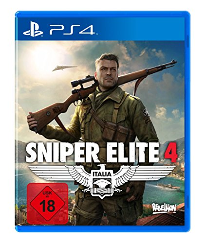 Sniper Elite 4 - [PlayStation 4] - Elite-insel