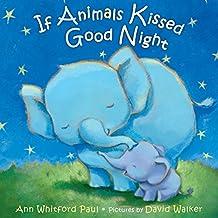 إذا كان الحيوانات kissed Good Night