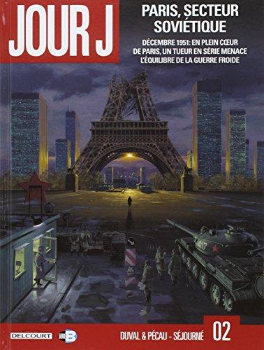 Jour J T02 Paris secteur soviétique