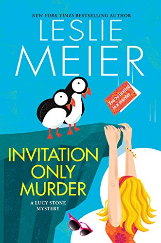 Invitation Only Murder (Lucy Stone Mystery)