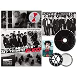 EXO 5th Album - Don't Mess Up My Tempo [ ALLEGRO ver. ] CD + Booklet + Photocard + FOLDED POSTER + FREE GIFT / K-pop Sealed
