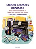 Image de Starters Teacher's Handbook: Notes and accompaniments for Fiddle, Viola, and Cello Time Starters (All String Time)