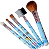 AY® Professional Make Up Brush Set (Pack Of 5) Color May Vary S1