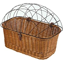 Dogit H2581bicicleta cesta con rejilla protectora