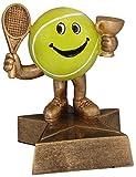 ASP Tennisball Funny Pokal, Höhe: 10 cm inkl. Ihrer Individualisierung