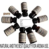 #9: Pure Source India 9 In One Aroma Oil Pack (Lemon Grass, Lavender, Jasmine, Rose, Citronella, Eucalyptus, Peppermint, Sandal Wood, Relaxing 10 ml Each)