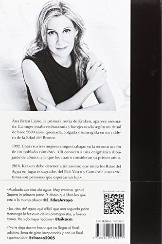 Resumen del libro de Eva García Sáenz de Urturi LOS RITOS DEL AGUA