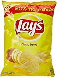 #4: Lays Potato Chips, Classic Salted, 30g (Pack of 10)
