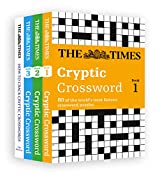 The Times Cryptic Crossword Gift Set with Times How to Crack Cryptic Crosswords