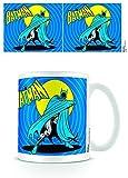 DC Comics-Batman-Mug en céramique-Taille Walking Dead + accessoires de fixation