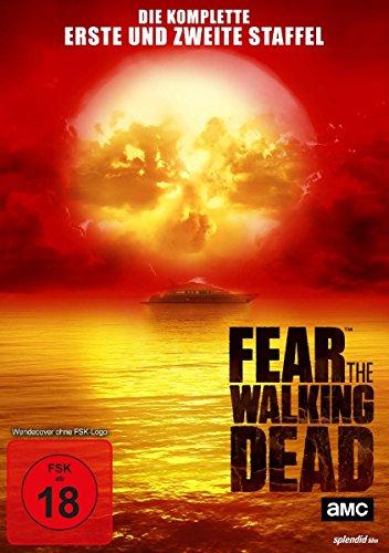 Fear the Walking Dead - Die komplette erste und zweite Staffel [6 DVDs]