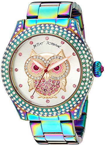 betsey-johnson-womens-quartz-stainless-steel-casual-watchmulti-color-model-bj00019-73