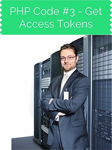 PHP Code #3 Get Access Tokens [OV] -