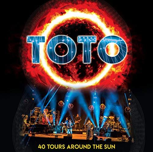 40 Tours Around The Sun [3 LP][Blue/Orange Starburst Swirl] [Vinyl LP]