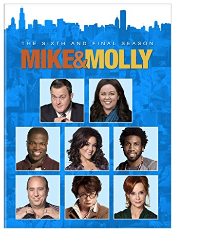 Mike & Molly: The Complete Sixth & Final Season [DVD] [Import]