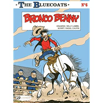 The bluecoats - tome 6 Bronco Benny (06)